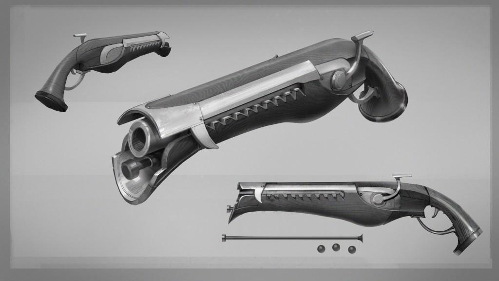 matt kohr - wolf pistol