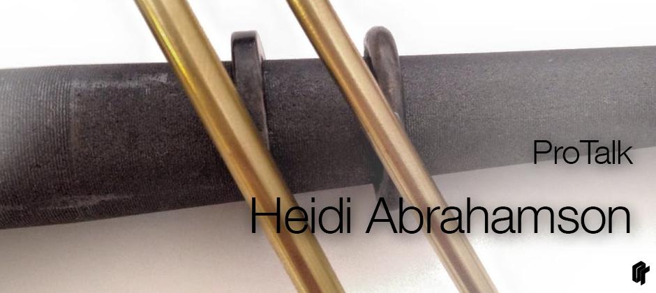 ProTalk: Heidi Abrahamson Modern Jewelry